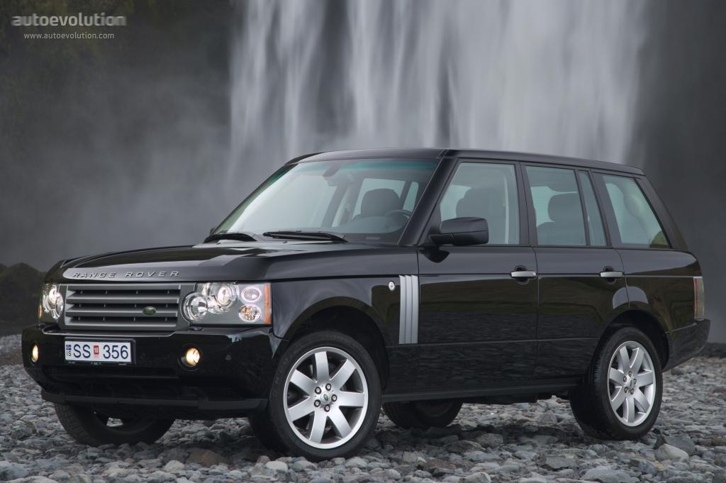 Land Rover Range Rover 2005 2006 2007 2008 2009