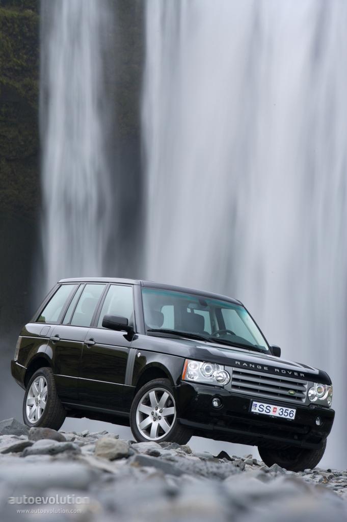 Land Rover Range Rover Specs Amp Photos 2005 2006 2007