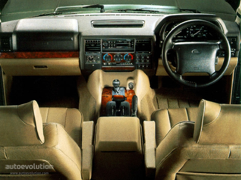 Land Rover Range Rover Specs Amp Photos 1988 1989 1990
