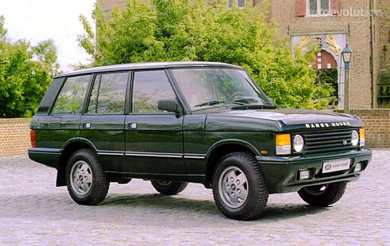 Land Rover Range Rover Specs Amp Photos 1988 1989 1990