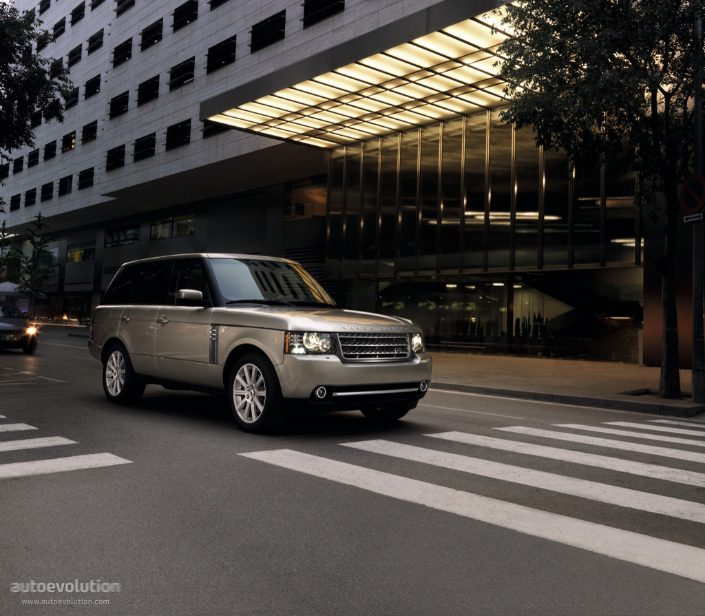Land Rover 2012 Price: LAND ROVER Range Rover Specs & Photos