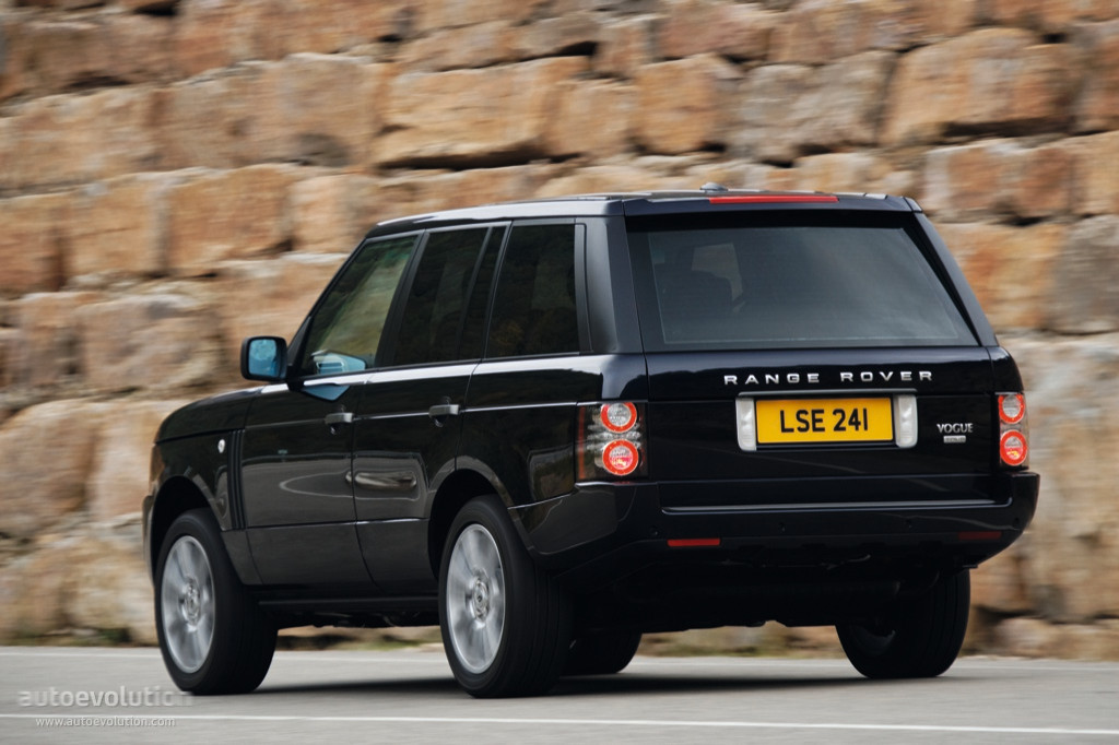 LAND ROVER Range Rover specs & photos - 2009, 2010, 2011 ...