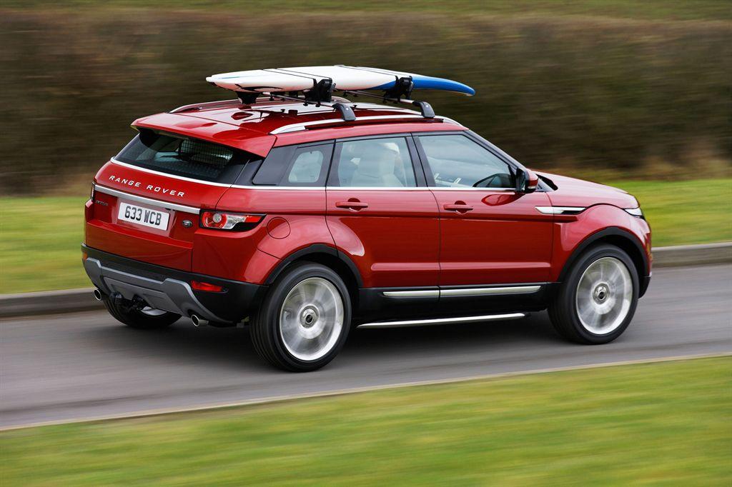 Exterior Land Rover