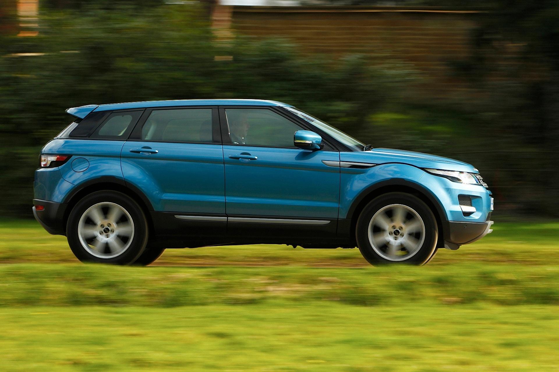 2015 Land Rover Range Rover Evoque Pure >> LAND ROVER Range Rover Evoque 5 Door - 2011, 2012, 2013, 2014, 2015 - autoevolution