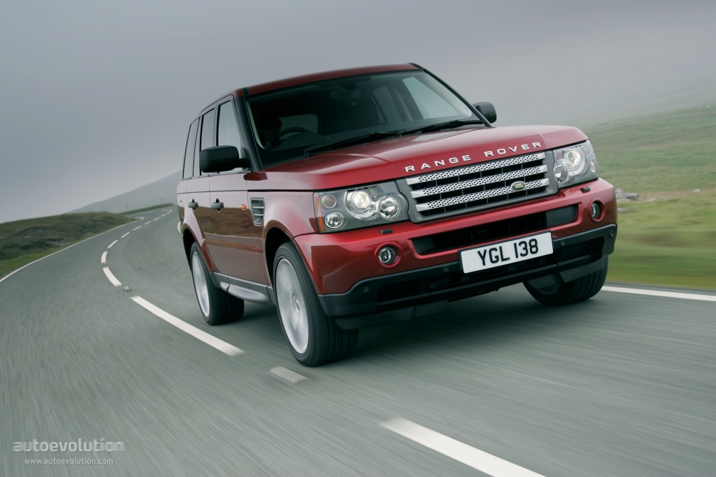 Landroverrangeroversport on 2006 Range Rover Sport Engine