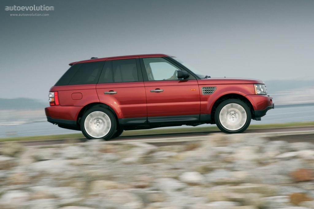 Land Rover Range Rover Sport Specs 2005 2006 2007