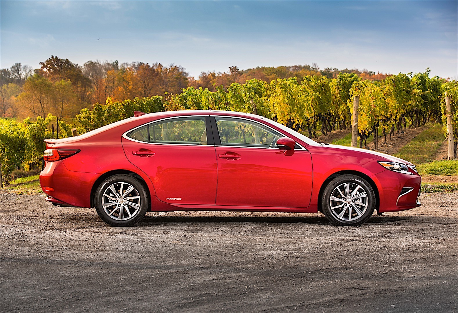 LEXUS ES specs & photos - 2016, 2017, 2018 - autoevolution