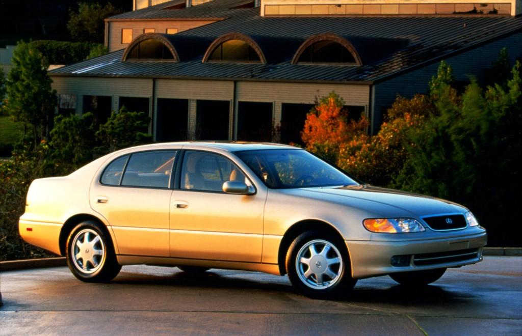 Lexus Gs on 1996 Lexus Gs 300