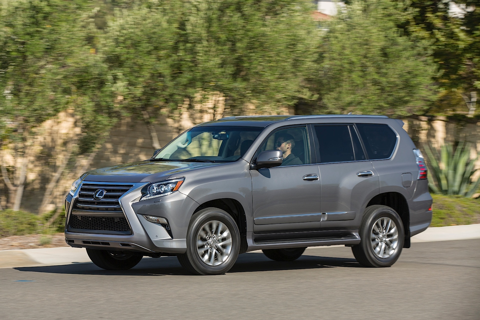 lexus and specs reviews price photos car gx driver