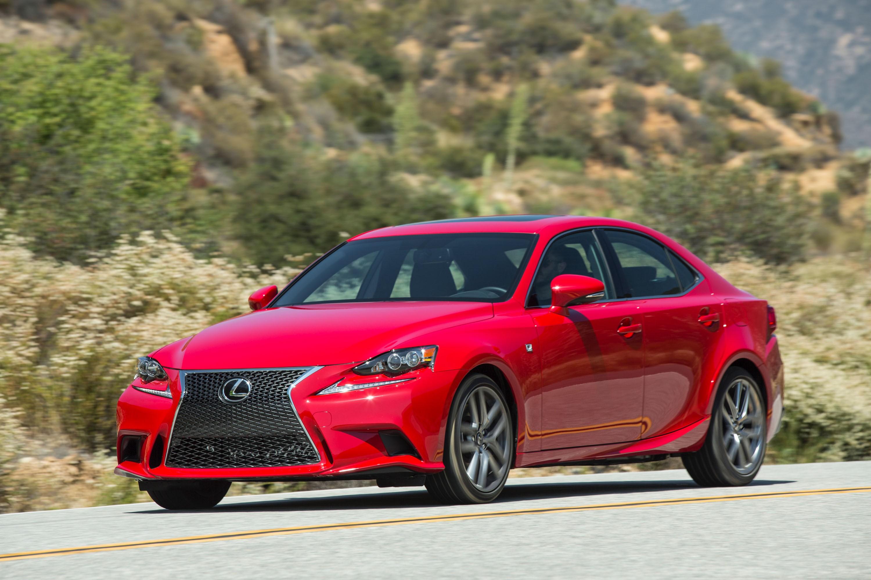 Lexus Is 2016 Present