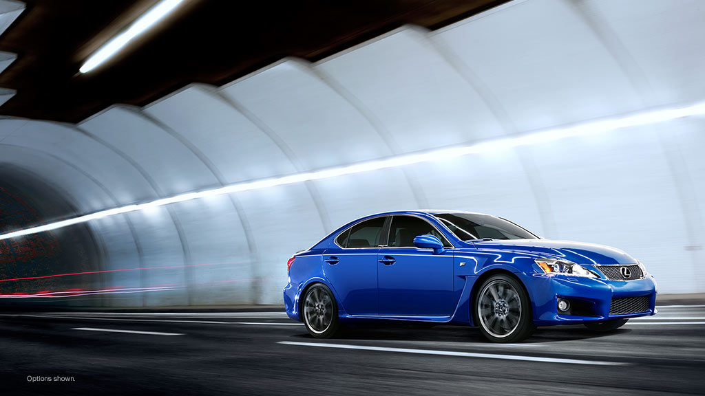 ... LEXUS IS F (2013 - Present)
