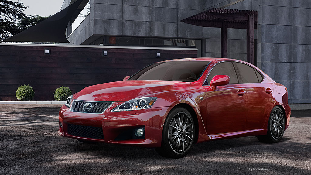 2014 lexus isf specs - photo #38