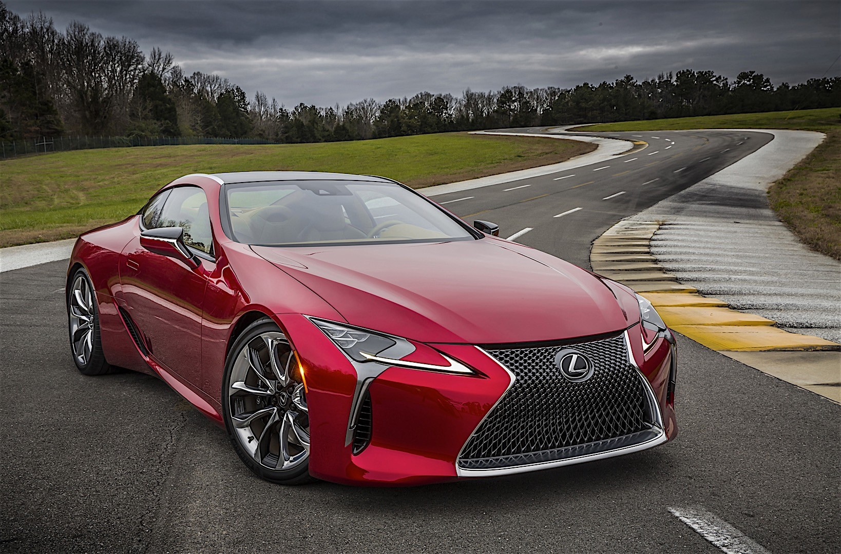 lexus lc specs 2016 2017 2018 autoevolution. Black Bedroom Furniture Sets. Home Design Ideas