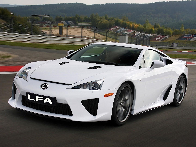 LEXUS LFA specs - 2010, 2011, 2012, 2013 - autoevolution