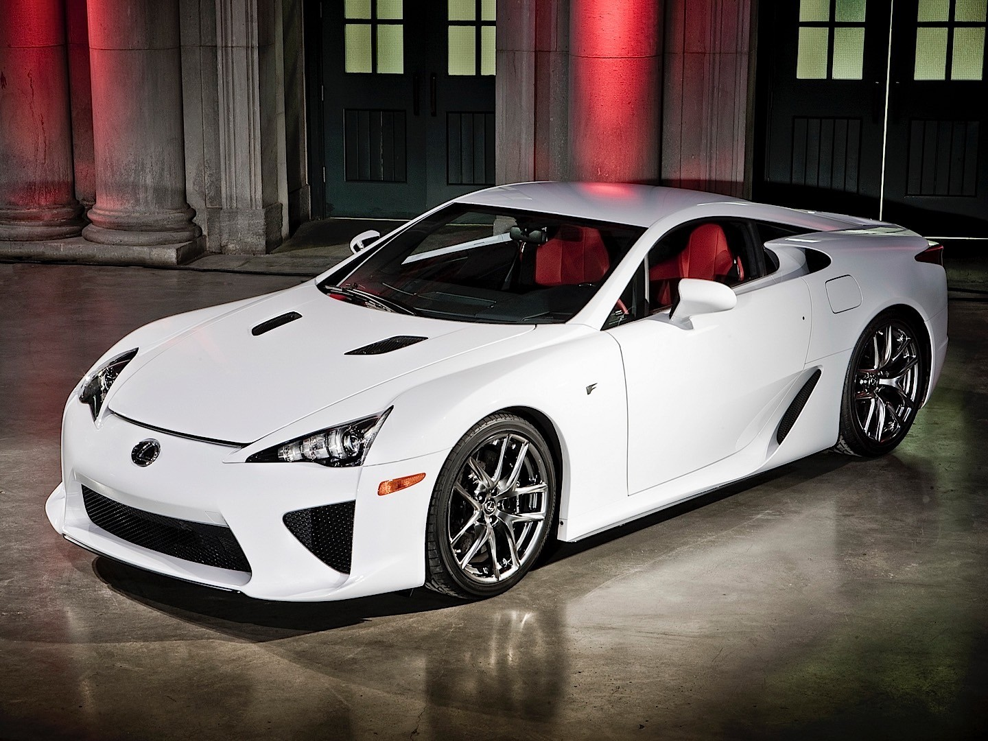 LEXUS LFA specs & photos - 2010, 2011, 2012, 2013 ...