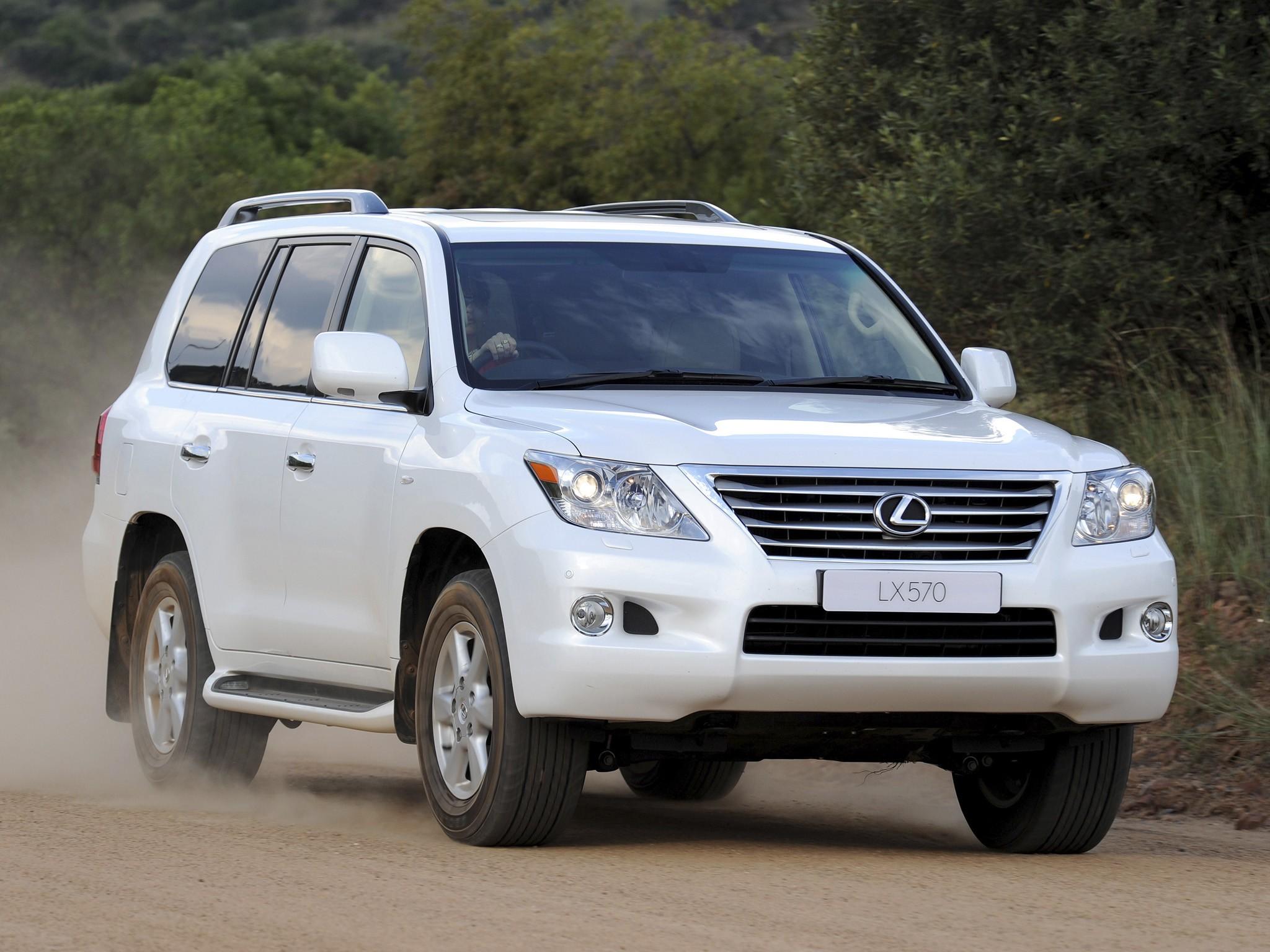 lexus lx specs 2008 2009 2010 2011 2012 autoevolution