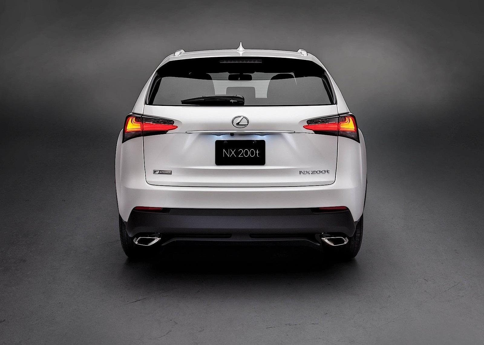 Lexus Nx 200T F Sport >> LEXUS NX specs - 2014, 2015, 2016, 2017 - autoevolution