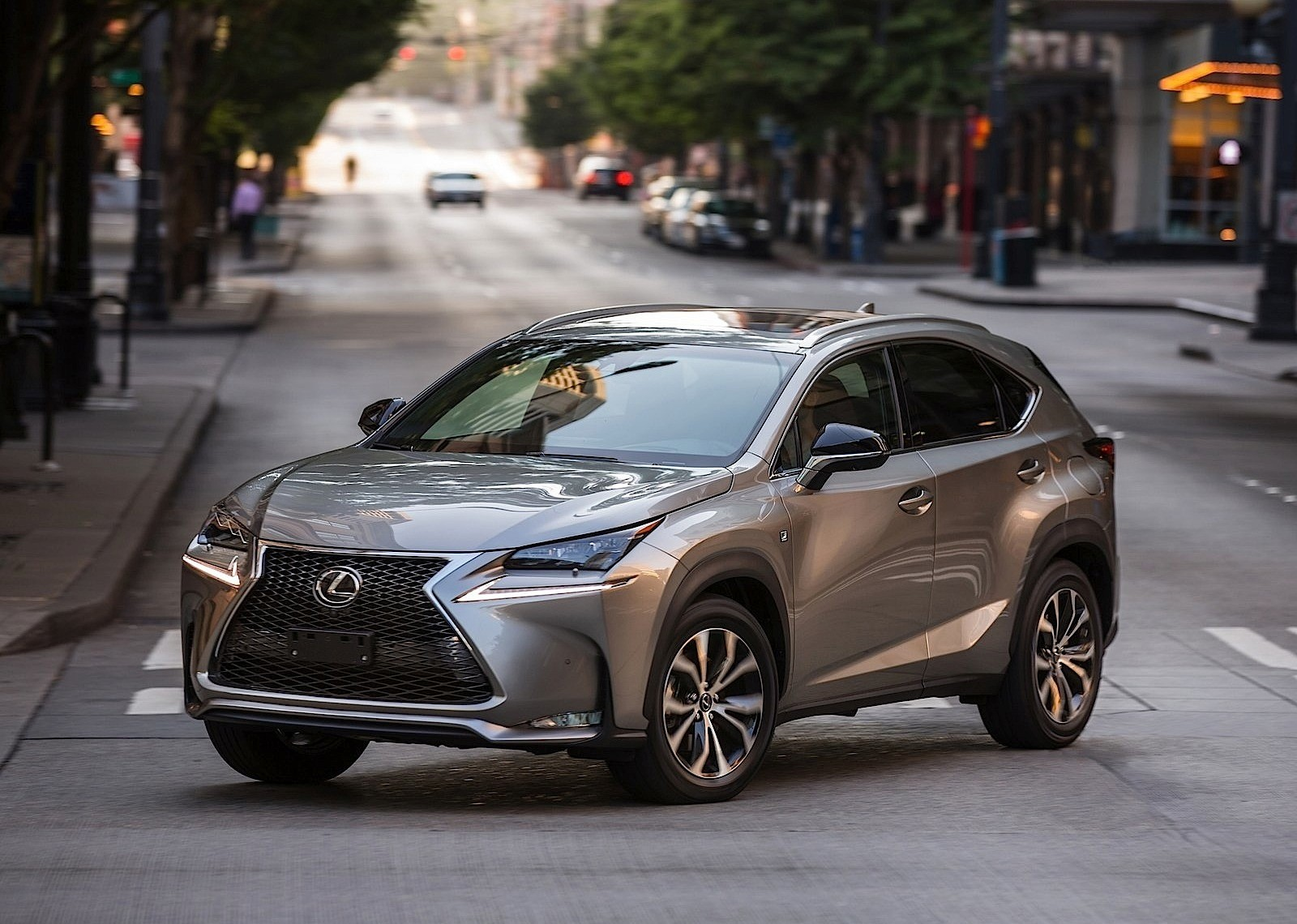 lexus nx specs photos 2014 2015 2016 2017 autoevolution. Black Bedroom Furniture Sets. Home Design Ideas