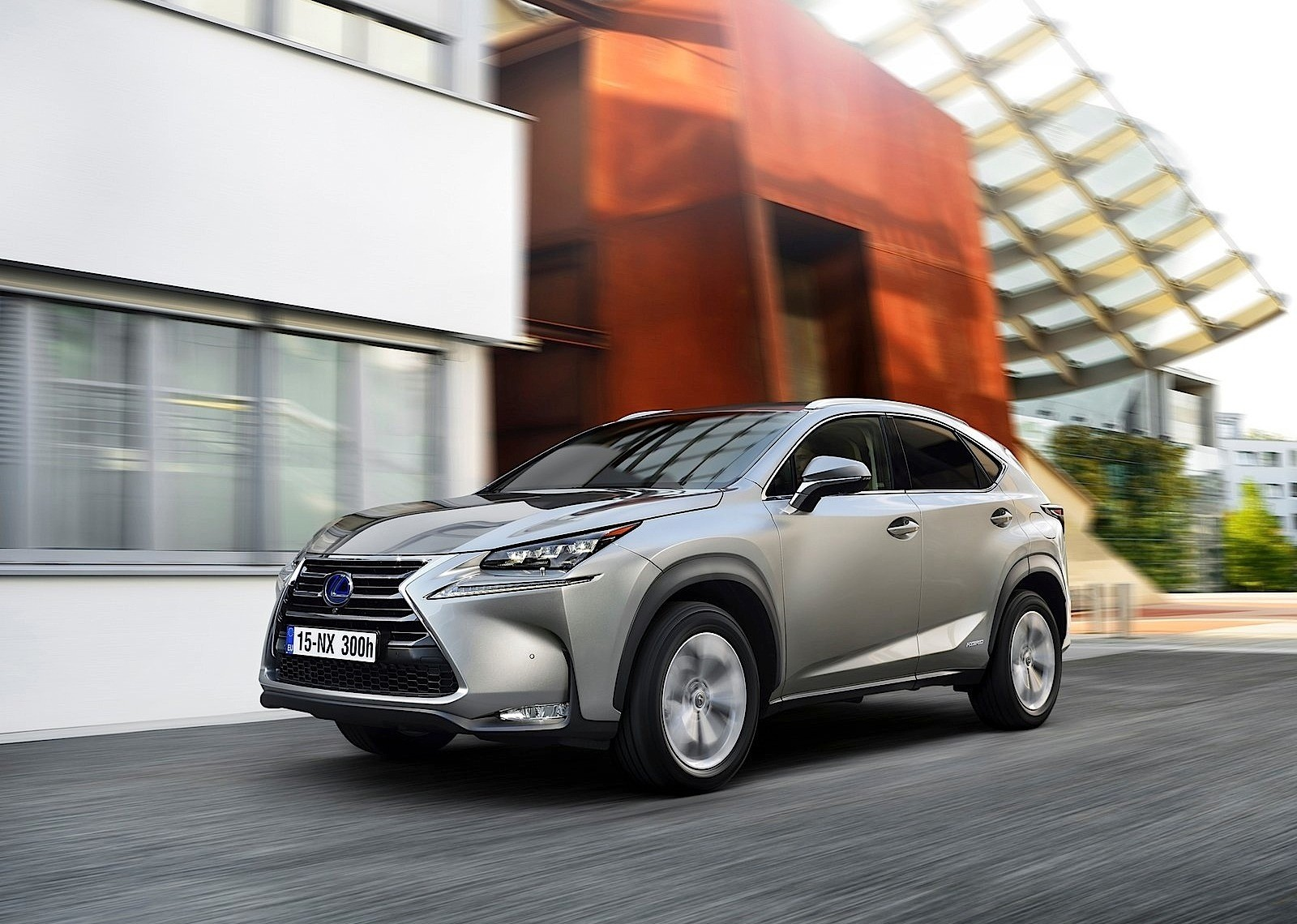 lexus nx specs 2014 2015 2016 2017 autoevolution. Black Bedroom Furniture Sets. Home Design Ideas