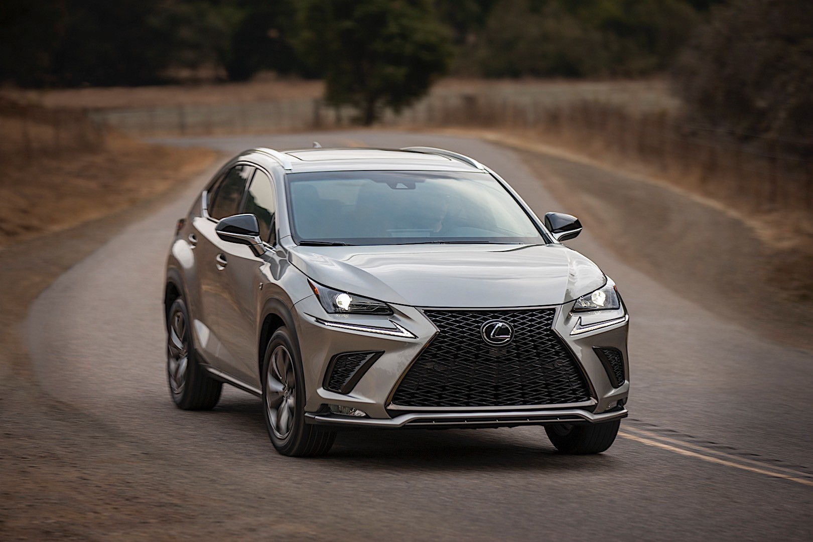 LEXUS NX specs - 2017, 2018 - autoevolution