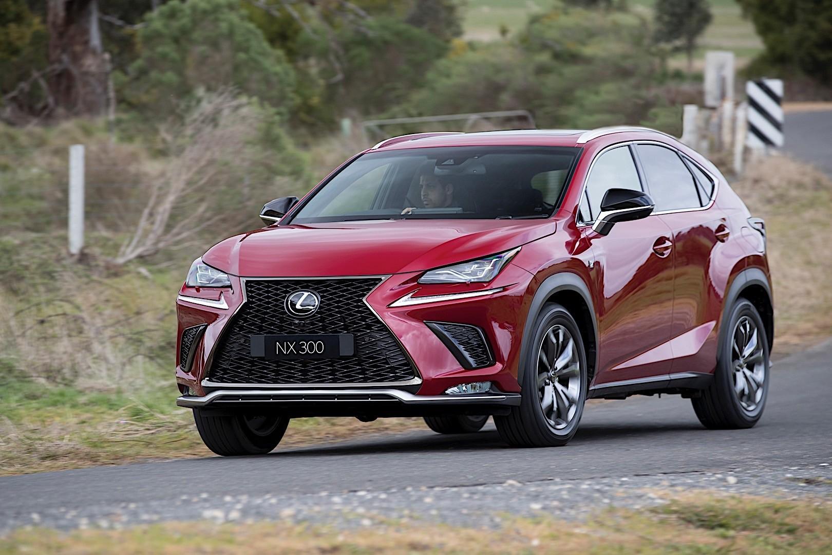 Lexus Nx Hybrid >> LEXUS NX specs - 2017, 2018 - autoevolution