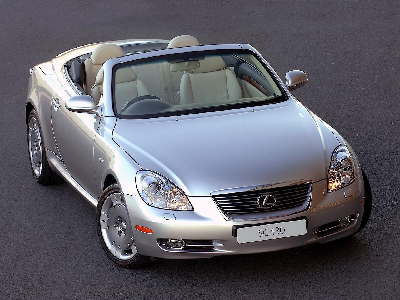 Lexus Sc 2005 2006 2007 2008 2009 2010 Autoevolution