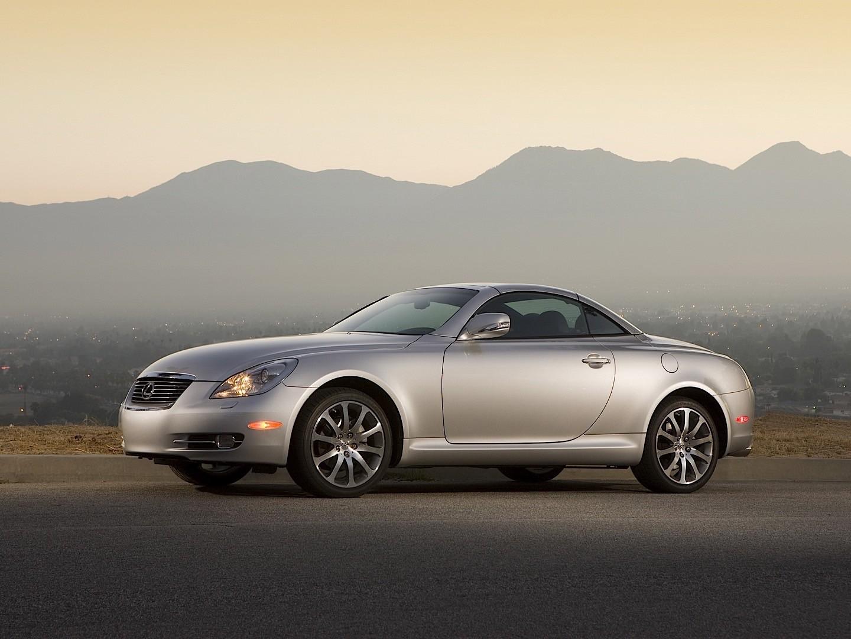 Lexus Sc Specs 2005 2006 2007 2008 2009 2010