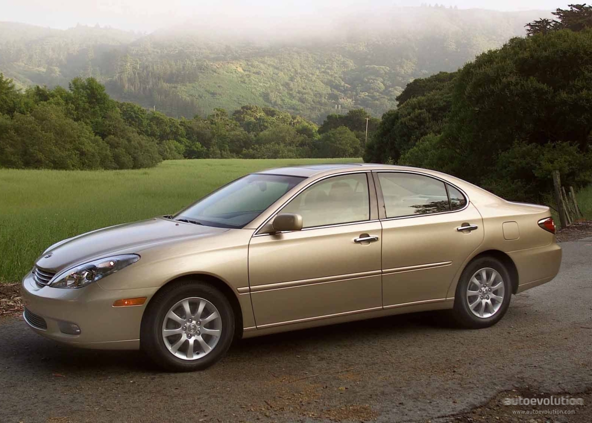 LEXUS ES 2002 2003 2004 2005 2006 Autoevolution