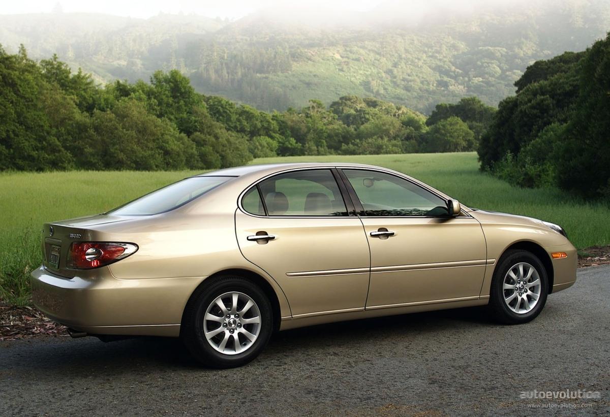 Lexus Es 2002 2006