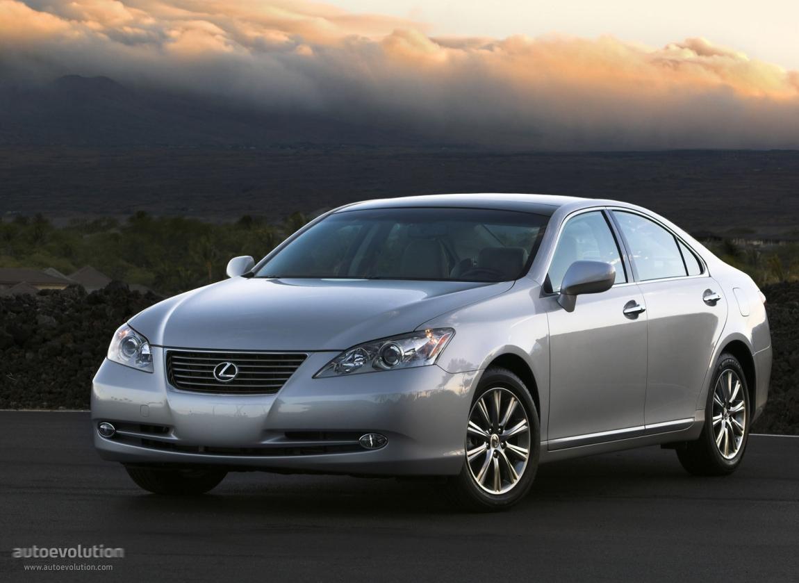 Lexus Es Specs 2006 2007 2008 2009 2010 2011 2012