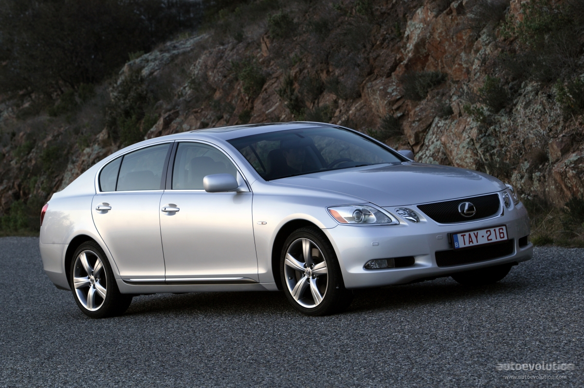 Lexusgs on Cadillac 350 Engine