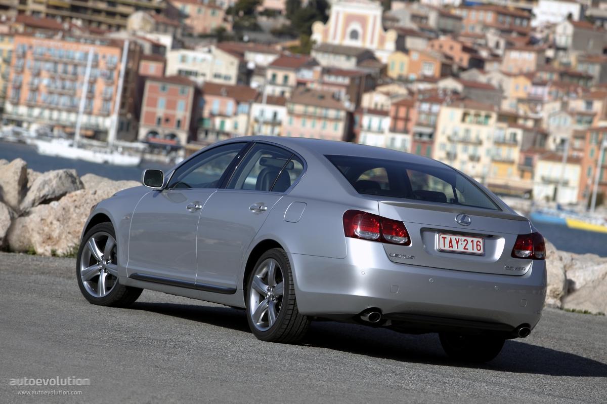 lexus gs specs - 2005, 2006, 2007, 2008 - autoevolution
