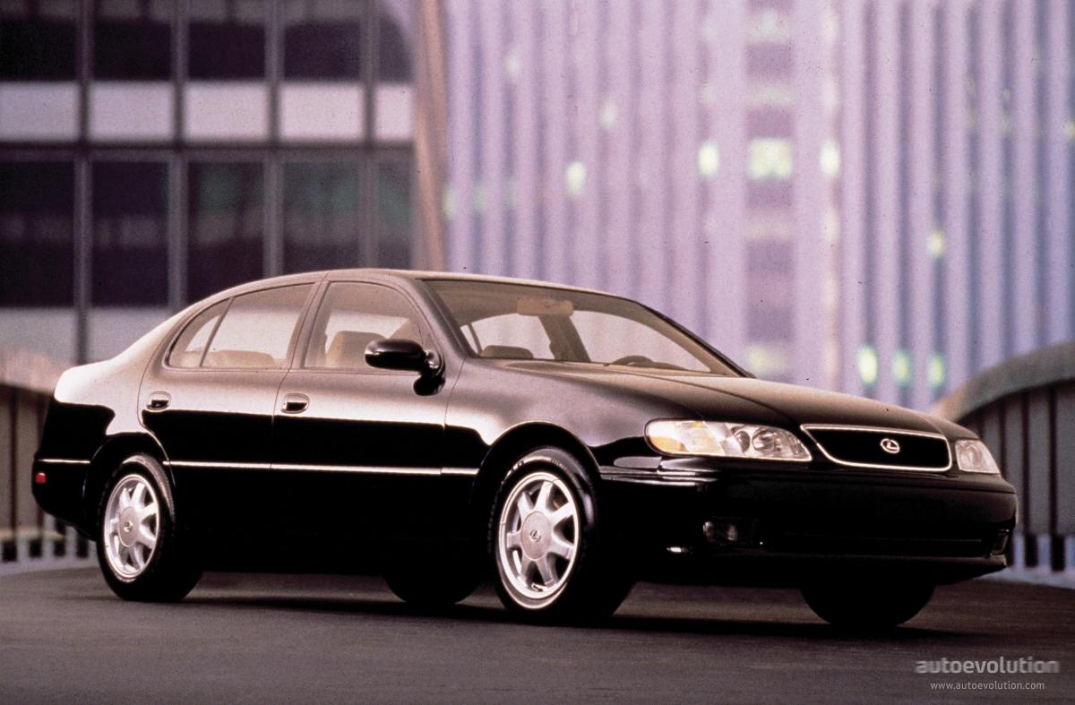 Lexus Gs Specs - 1993  1994  1995  1996  1997