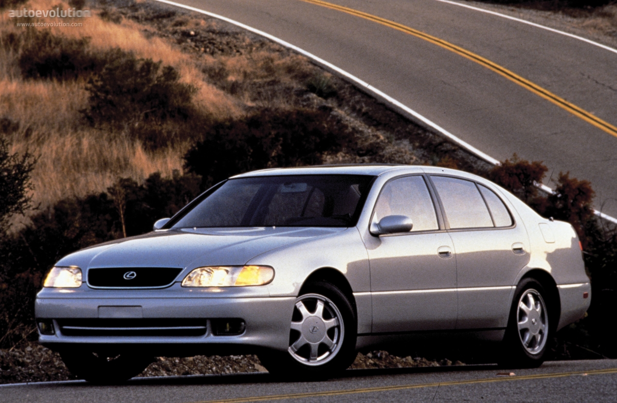 Lexus Gs Specs 1993 1994 1995 1996 1997 Autoevolution