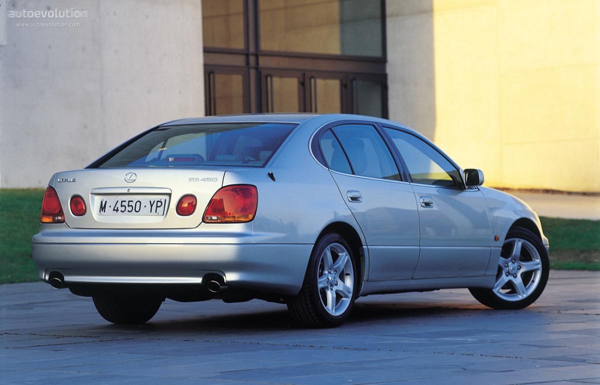 2003 lexus gs300 specs