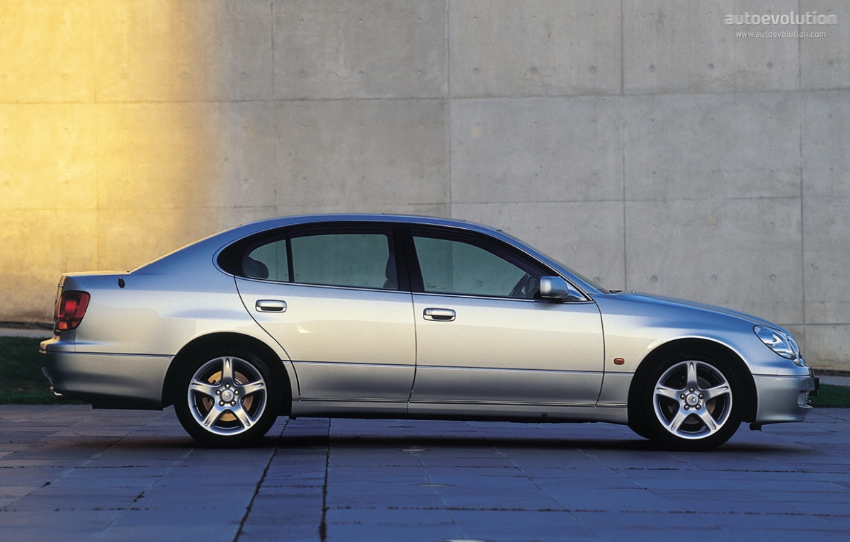 Lexus Gs Specs 2000 2001 2002 2003 2004 2005