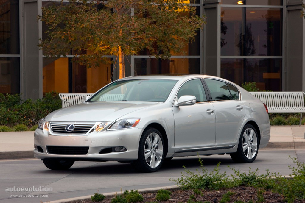 LEXUS GS specs & photos - 2008, 2009, 2010, 2011 - autoevolution