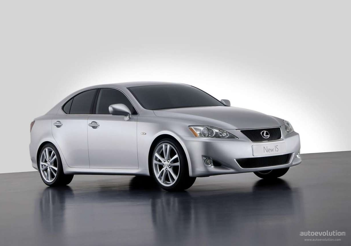 LEXUS IS (2005 - 2012) ...