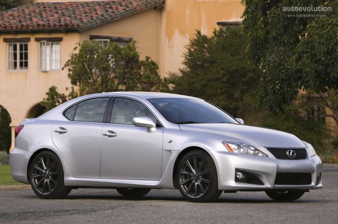 2008 Lexus Is 250 For Sale >> LEXUS IS F specs & photos - 2008, 2009, 2010, 2011, 2012 - autoevolution
