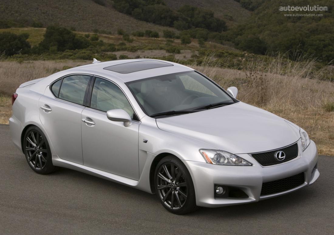 New Lexus Rx >> LEXUS IS F specs & photos - 2008, 2009, 2010, 2011, 2012 ...