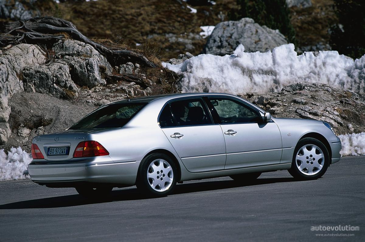 Lexus Ls Specs 2000 2001 2002 2003 Autoevolution