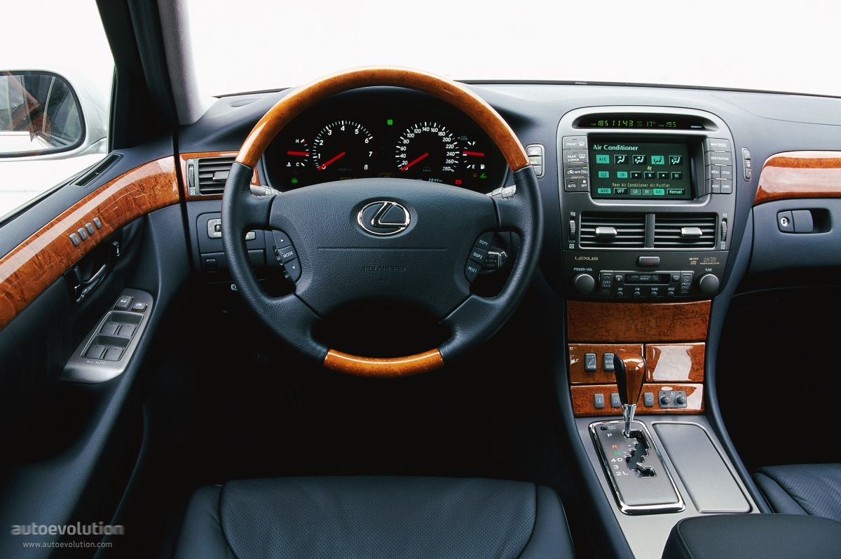 2003 Lexus Ls430 >> LEXUS LS specs & photos - 2000, 2001, 2002, 2003 - autoevolution