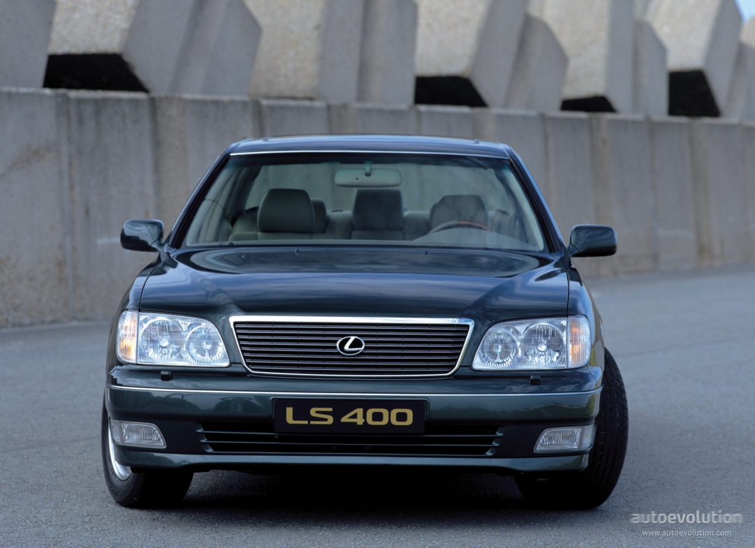 Lexus Ls Specs Amp Photos 1997 1998 1999 2000