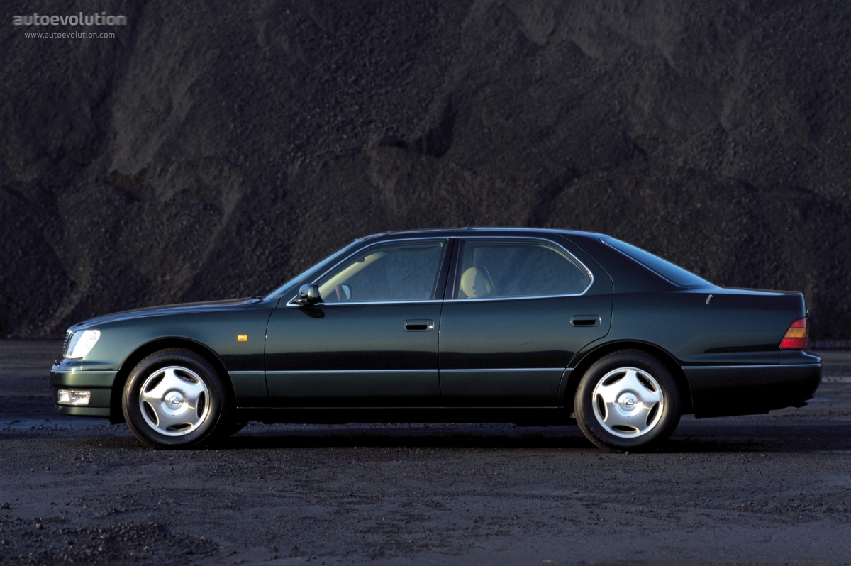 Lexus Ls Specs 1997 1998 1999 2000 Autoevolution