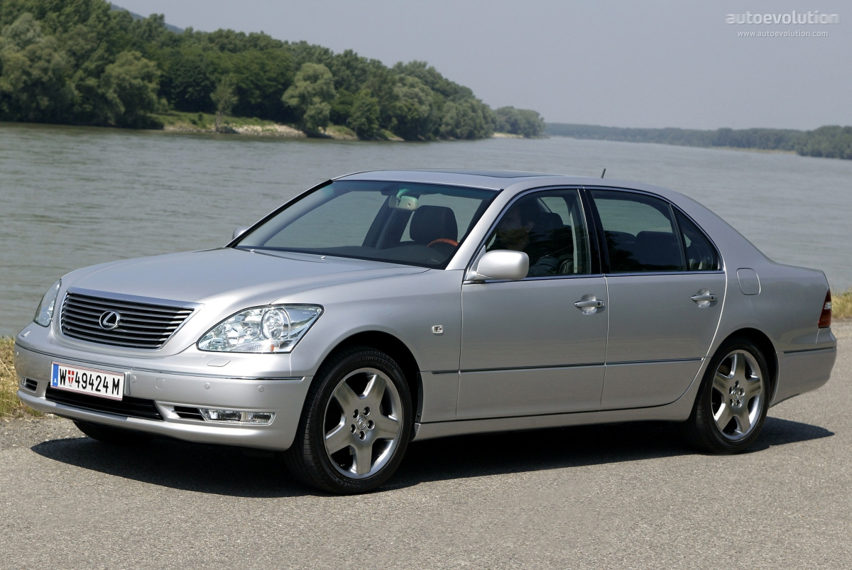 Lexus Ls - 2003  2004  2005  2006