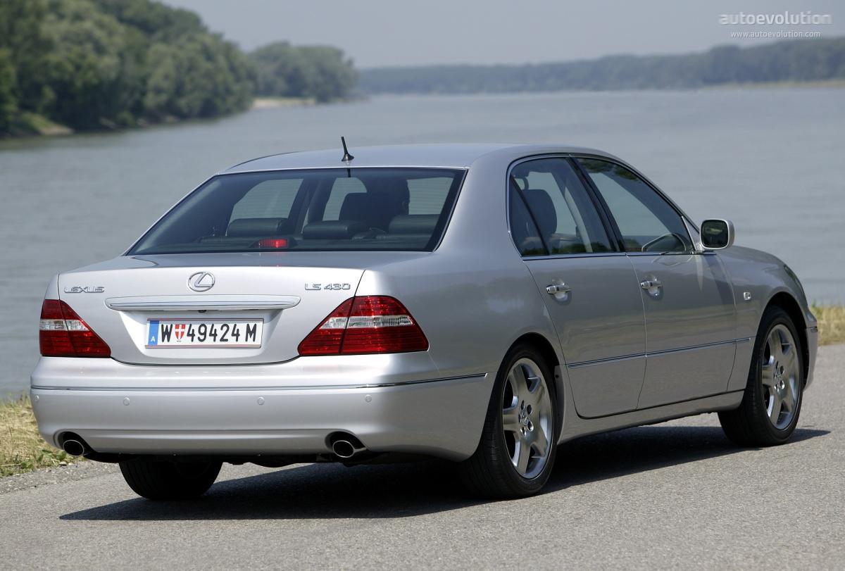 Lexus Ls Specs 2003 2004 2005 2006 Autoevolution