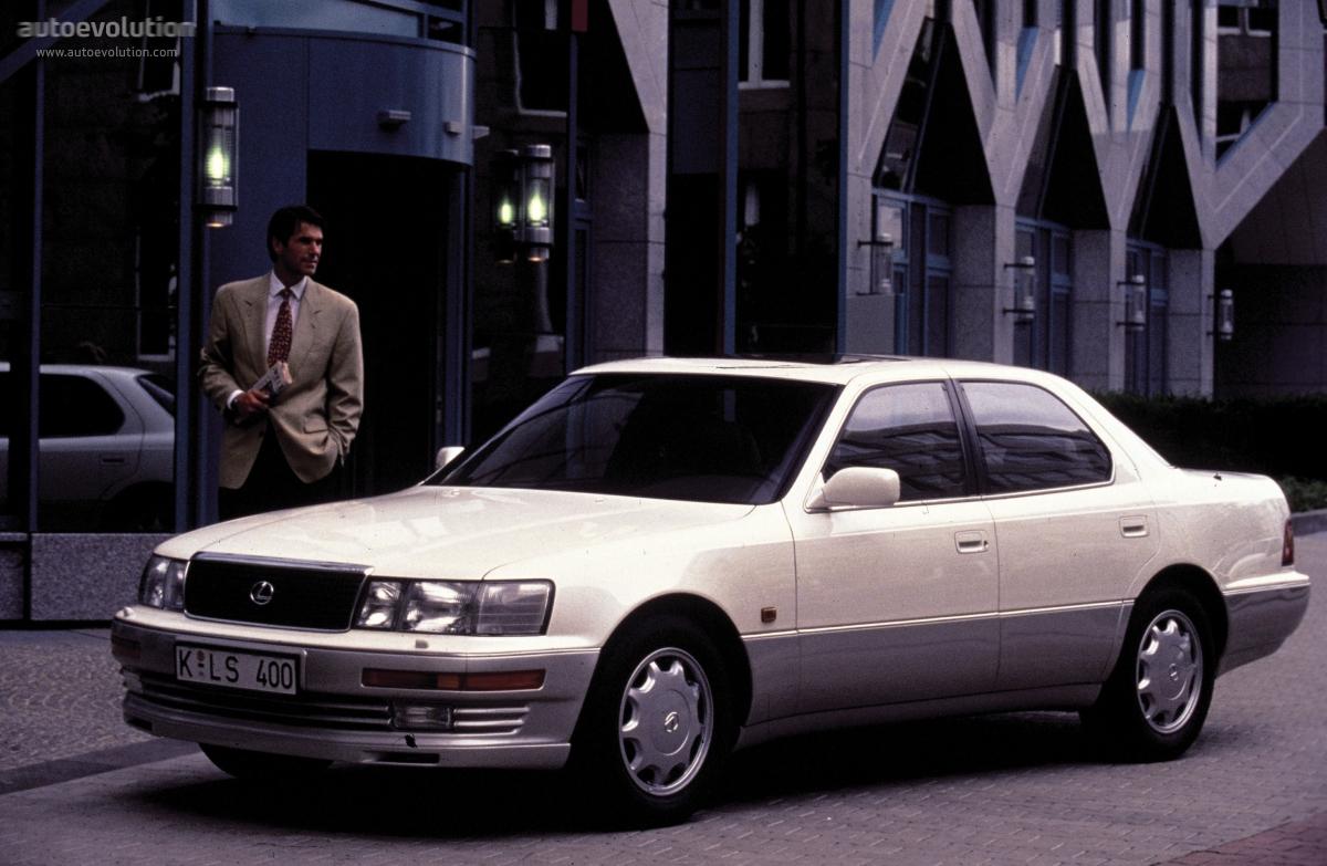 Lexus Ls Specs Amp Photos 1990 1991 1992 1993 1994
