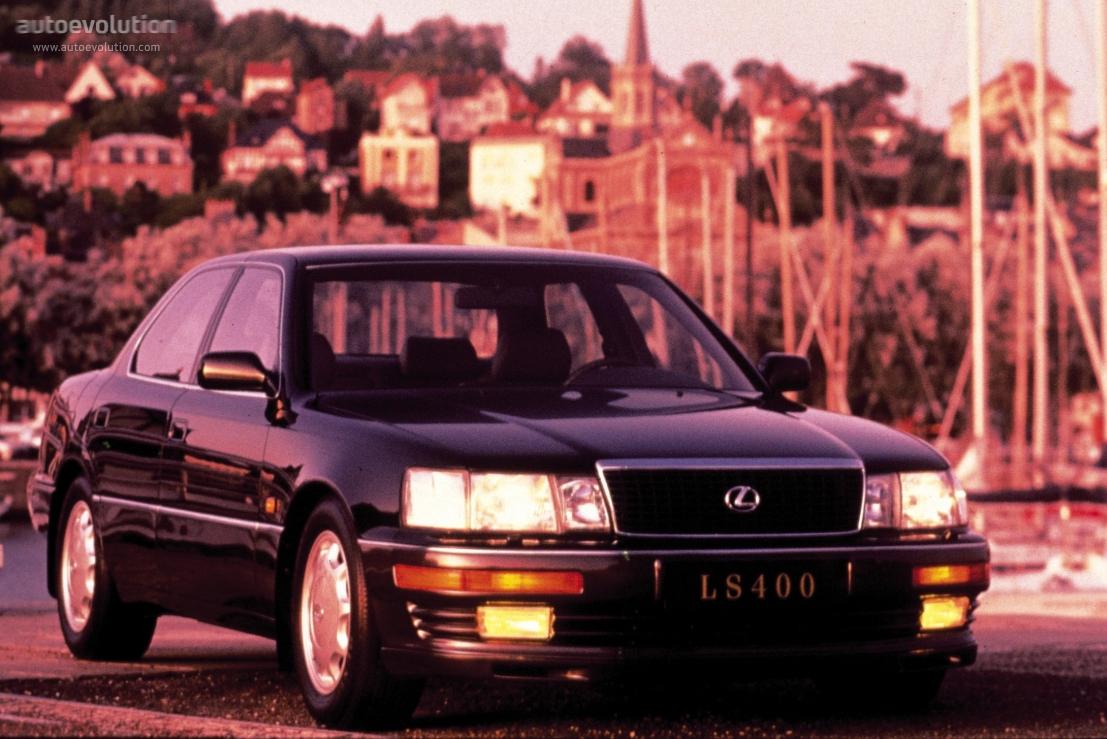 LEXUS LS specs  1990 1991 1992 1993 1994 1995  autoevolution
