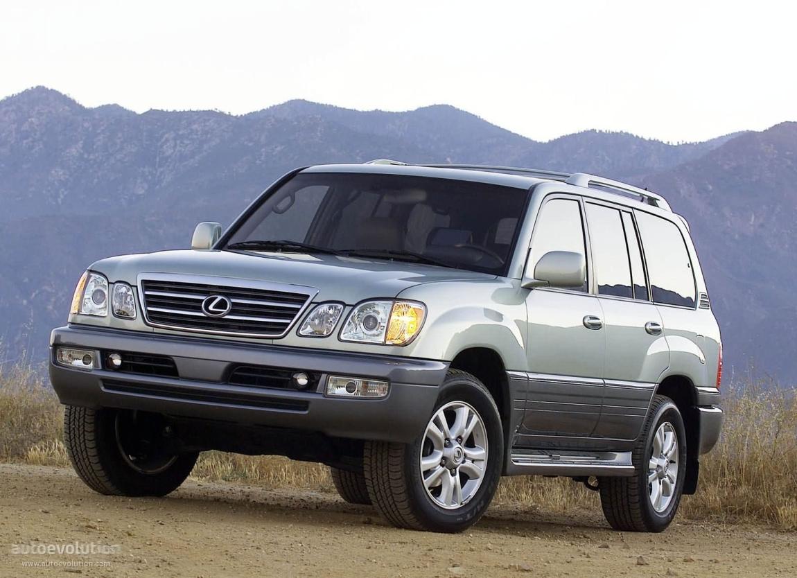 Lexus Lx 1997 1998 1999 2000 2001 2002 2003 2004