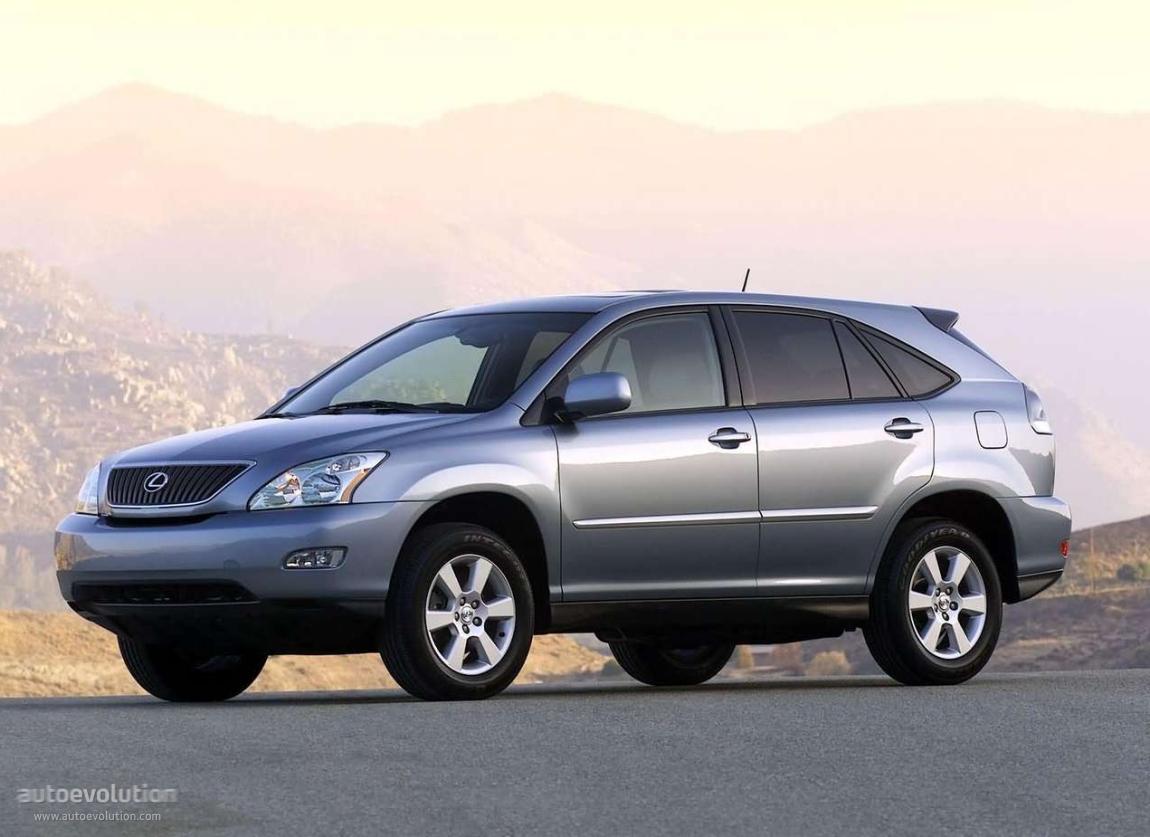 LEXUS RX - 2004, 2005, 2006, 2007, 2008 - autoevolution